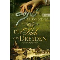 Bücher: Der Dieb von Dresden  von Ralf Günther