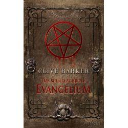 Bücher: Das scharlachrote Evangelium  von Clive Barker