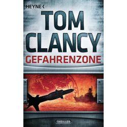 Bücher: Gefahrenzone  von Tom Clancy