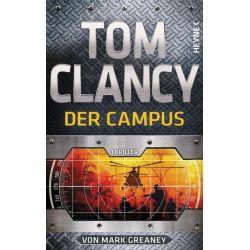 Bücher: Der Campus  von Tom Clancy