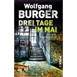 Bücher: Drei Tage im Mai  von Wolfgang Burger