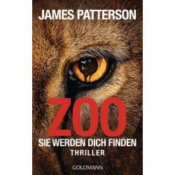 Bücher: Zoo  von James Patterson,Michael Ledwidge
