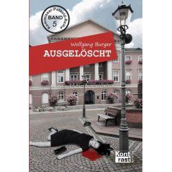 Bücher: Ausgelöscht  von Wolfgang Burger