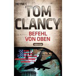 Bücher: Befehl von oben  von Tom Clancy