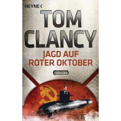 Bücher: Jagd auf Roter Oktober  von Tom Clancy