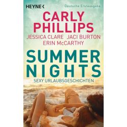 Bücher: Summer Nights  von Carly Phillips,Jaci Burton,Jessica Clare,Erin McCarthy