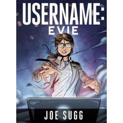 Username, Evie by Joe Sugg, 9781473619135.