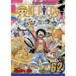 One Piece, 62 by Eiichiro Oda, 9781421541969.