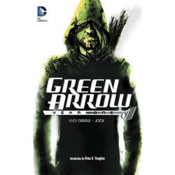 Green Arrow, Year One by Jock, 9781401217433.