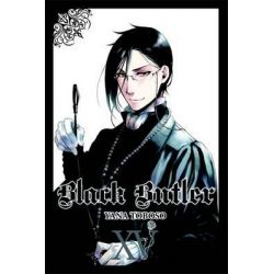 Black Butler, Book 15 by Yana Toboso, 9780316254199.