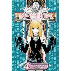 Death Note , Book 4 by Tsugumi Ohba, 9781421503318.
