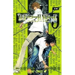 Death Note, Book 5 by Tsugumi Ohba, 9781421506265.