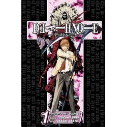 Death Note, Book 1 by Tsugumi Ohba, 9781421501680.
