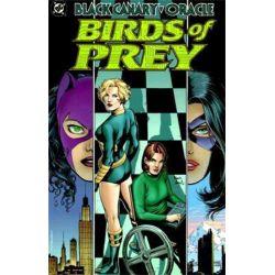 Birds of Prey, Vol 1 by Matt Haley, 9781401258160.