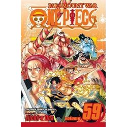 One Piece, One Piece by Eiichiro Oda, 9781421539591.