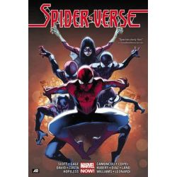 Spider-Verse by Olivier Coipel, 9780785190356.