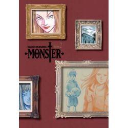 Monster, Monster by Naoki Urasawa, 9781421569079.