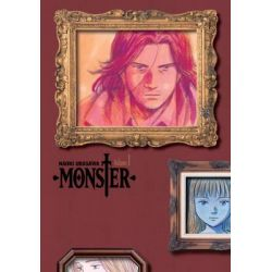 Monster, The Perfect Edition 1 by Naoki Urasawa, 9781421569062.