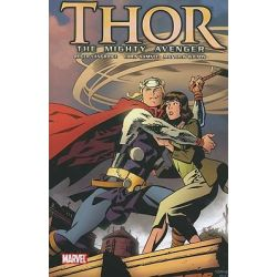 Thor, Thor the Mighty Avenger by Roger Langridge, 9780785141211.