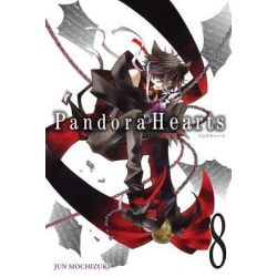 Pandora Hearts, v. 8 by Jun Mochizuki, 9780316197250.