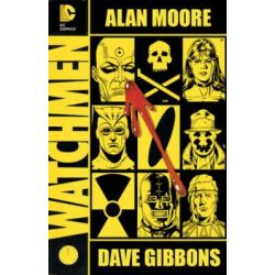 Watchmen, The Deluxe Edition by Dave Gibbons, 9781401238964.