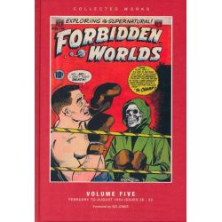 Forbidden Worlds, Volume Five - Issues 26 - 32 by PS Artbooks, 9781848636392.