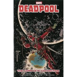 Deadpool, The Complete Collection: Volume 3 by Daniel Way, 9780785188889.