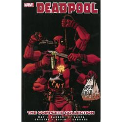 Deadpool, The Complete Collection: Volume 4 by Daniel Way, 9780785160120.