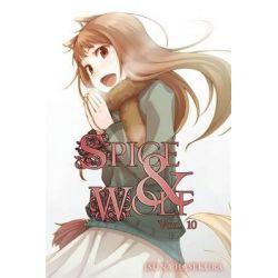 Spice and Wolf, Novel v. 10 by Isuna Hasekura, 9780316322362.