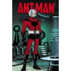 Marvel Universe Ant-Man by Matteo Lolli, 9780785197478.