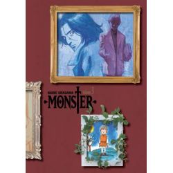 Monster: 3, The Perfect Edition by Naoki Urasawa, 9781421569086.