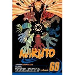 Naruto , Volume 60: Kurama by Masashi Kishimoto, 9781421549439.