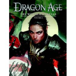 Dragon Age, the World of Thedas Volume 2 by Various, 9781616555016.