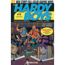 The Hardy Boys : Shhhhhh, Book 16 by Scott Lobdell, 9781597071383.