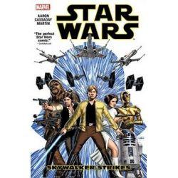 Skywalker Strikes, Star Wars : Volume 1 by John Cassaday, 9780785192138.