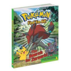 Pokemon Find 'Em All, Welcome to Unova! by Pikachu Press, 9781604381610.