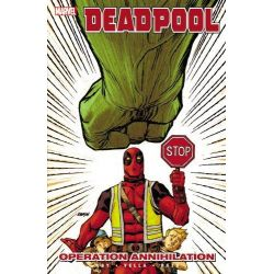 Marvel : Deadpool, Volume 8: Operation Annihilation by Bong Dazo, 9780785158905.
