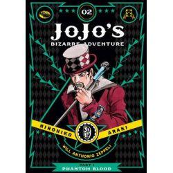 Jojo's Bizarre Adventure, Volume 2 by Horihiko Araki, 9781421578804.