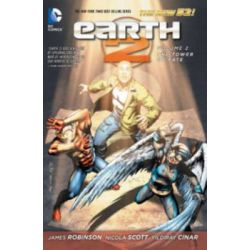 Earth 2 : The Tower of Fate , Volume 2 by Nicola Scott, 9781401246143.