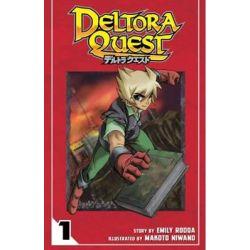 Deltora Quest 1, Deltora Quest Manga by Emily Rodda, 9781935429289.