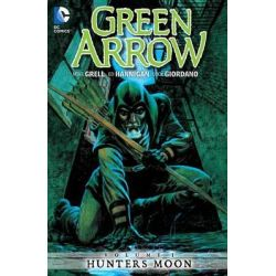 Hunters Moon, Green Arrow Series : Volume 1 by Mike Grell, 9781401243265.