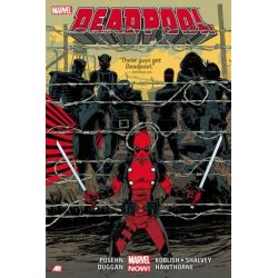 Marvel Now! : Deadpool, Volume 2 by Brian Posehn, 9780785197928.