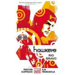 Hawkeye, Rio Bravo (Marvel Now) : Volume 4 by Matt Fraction, 9780785185314.