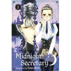 Midnight Secretary, Midnight Secretary by Tomu Ohmi, 9781421559445.