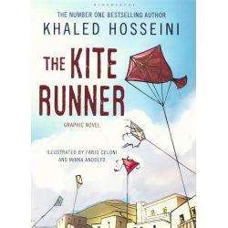 The Kite Runner, Graphic Novel by Khaled Hosseini, 9781408815250.