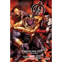 Avengers, Time Runs Out : Volume 3 by Jonathan Hickman, 9780785192220.
