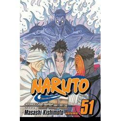Naruto, Volume 51: Sasuke vs. Danzo! by Masashi Kishimoto, 9781421534985.