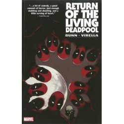 Return of the Living Deadpool by Cullen Bunn, 9780785192572.