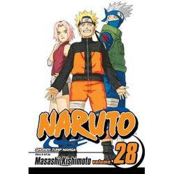 Naruto : Volume 28, Volume 28 by Masashi Kishimoto, 9781421518640.
