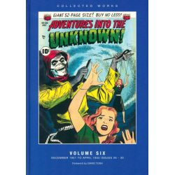 Adventures into the Unknown, Volume Six - Issues 26 - 30 by PS Artbooks, 9781848636279.